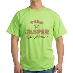 Hot Team Jasper Green T-Shirt