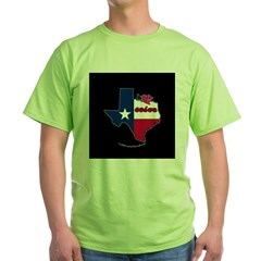 ILY Texas Green T-Shirt