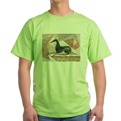 Green Repose Green T-Shirt
