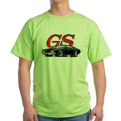 Black Skylark GS Green T-Shirt