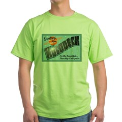 Star Trek Holodeck Green T-Shirt