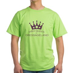 Dressageland Green T-Shirt