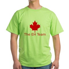 The EH Team Green T-Shirt