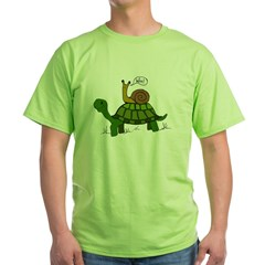 Wee...Color Green T-Shirt