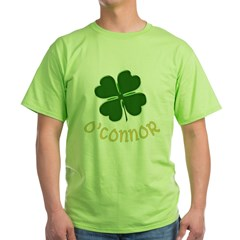 Irish O'Connor Green T-Shirt