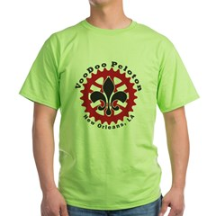 Gear de Lis - VooDoo Green T-Shirt