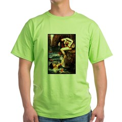 Best Seller Merrow Mermaid Green T-Shirt