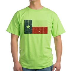Texas_shirt_dark Green T-Shirt