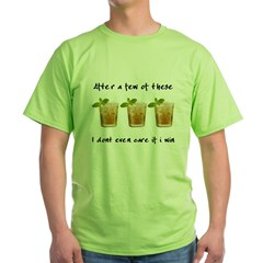 Mint Julep Green T-Shirt