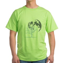 deadtree_NOTEXT_dark Green T-Shirt