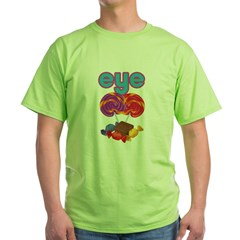 Eye Candy Green T-Shirt