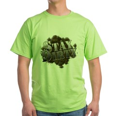 EricTheCarGuy Green T-Shirt