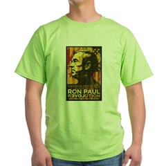 America Needs You Green T-Shirt