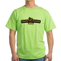 the Dawg Pound Green T-Shirt