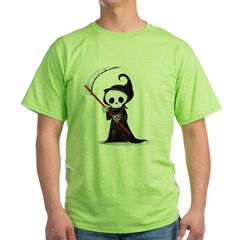 Its Death! Green T-Shirt