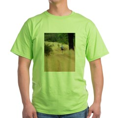 Runner Green T-Shirt