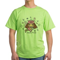 Graduation Princess 2012 Green T-Shirt