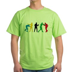 Boxing Green T-Shirt