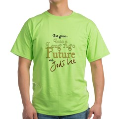 intolongagoSigned Green T-Shirt