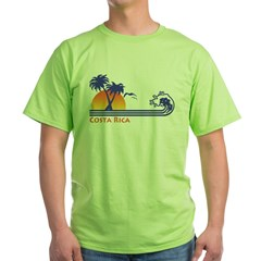Costa Rica Green T-Shirt