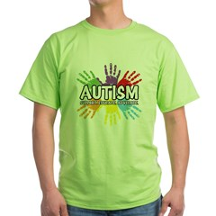Autism Green T-Shirt