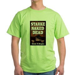 Starke Naked Dead Green T-Shirt