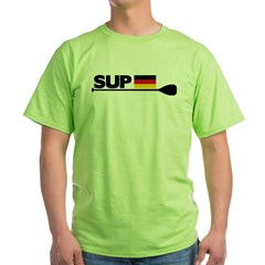 SUP GERMANY Green T-Shirt