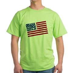 Obama Biden 2012 Green T-Shirt