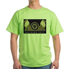 Grahm Junior College Reunion Store Green T-Shirt