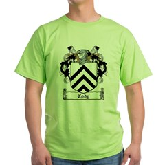 Cody Family Cres Green T-Shirt