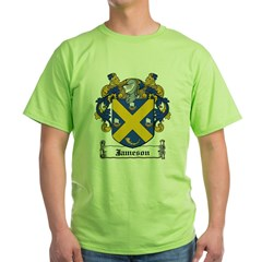 Jameson Family Cres Green T-Shirt