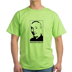Yip Man Green T-Shirt