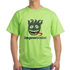 ImprovBoston Green T-Shirt