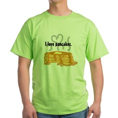 pancakelove Green T-Shirt