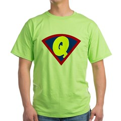Super Jersey Green T-Shirt
