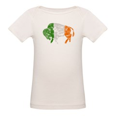 Irish Buffalo Organic Baby T-Shirt