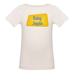 Baby Jayda Organic Baby T-Shirt