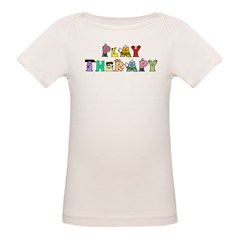 Play Therapy Organic Baby T-Shirt