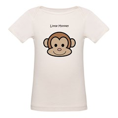 Little Monkey Organic Baby T-Shirt