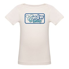WDW Today Organic Baby T-Shirt