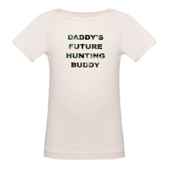Future Hunting buddy Organic Baby T-Shirt