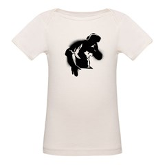 The DJ Organic Baby T-Shirt