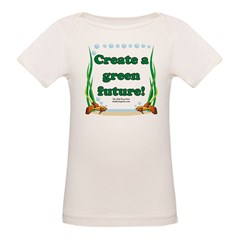 Green Future Organic Baby T-Shirt