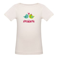 For the Love of Nie Infant Onesie Organic Baby T-Shirt