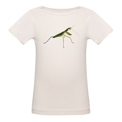 Praying Mantis Infant Creeper Organic Baby T-Shirt