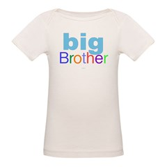 Big Brother Organic Baby T-Shirt