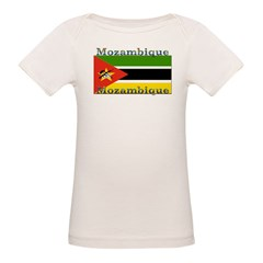 Mozambique Infant Creeper Organic Baby T-Shirt