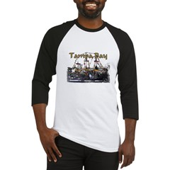 Tampa Palms Black Ash Grey Baseball Jersey