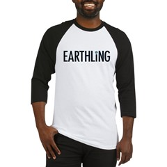 Earthling - Ash Grey Baseball Jersey