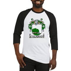 Callaghan Coat of Arms Baseball Jersey